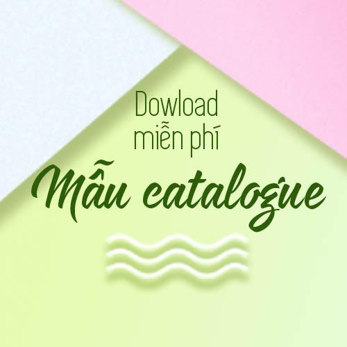 Miễn phí download mẫu catalogue đẹp  file vector và psd – Art House